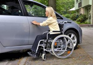 Pojištění vozidel zdravotně postižených občanů