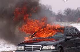 Kdy mám vozidlo pojištěné proti požáru?